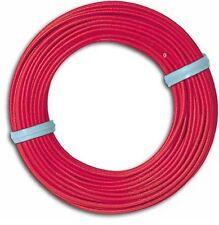 Busch 1790 hilo rojo , longitud 10m (1m = # NUEVO EN EMB. orig. #