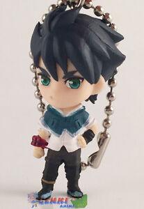 God Eater Swing Mascot Anime Game PVC Keychain SD Figure ~ Lenka Utsugi @97212
