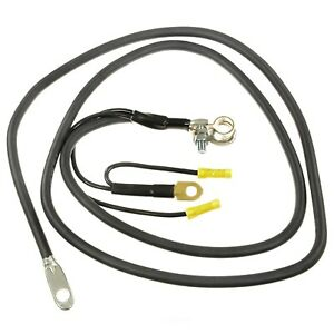 Battery Cable Negative Standard Motor Products A674TB