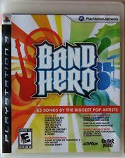 Band Hero (Sony PlayStation 3, 2009)