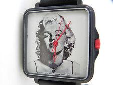 1981 Marilyn Monroe Watch, Roger Richman Agency Beverly Hills Model MW 101 -Runs