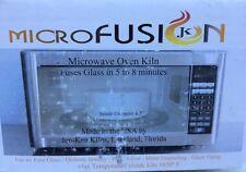 NIB 'MicroFusion' Microwave Oven Kiln Max Temp  1650°F/900°C, Retail $149.00 EUC
