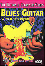 Blues Guitar - Steps 1 And 2 (DVD, 2003)