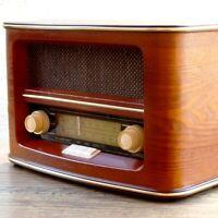 SOUNDMASTER NR-945 Altes Nostalgie Radio Cadolzburg 2010 PERFEKT Musik UKW MW FM