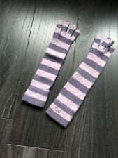Paire de gants rayé / Marque EDEN PARK / Taille 3-4 Ans
