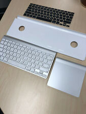 Apple Magic Keyboard and Mouse Pad