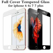 iPhone 7,8,6S Plus Tempered Glass - 3D Full Cover Screen Protector