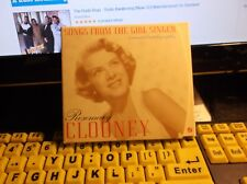 Songs from the Girl Singer: A Musical Autobiography by Rosemary Clooney (CD)MINT