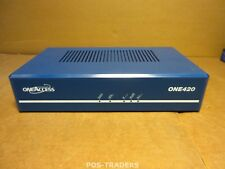 OneAccess ONE420 AV2 4TE/B Multi-Server Router 4-Ports - EXCL PSU / CABLES
