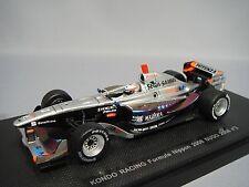 Ebbro 1/43 Formula Nippon Kondo Racing #3 SUGO 2008 N. Yokomizo