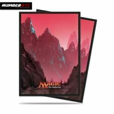 Ultra PRO Mountain 80ct Deck Sleeves Unhinged John Avon Magic The Gathering MTG
