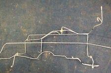 Mk2 S2 Lotus Cortina factory brake line Set  Brake Pipes