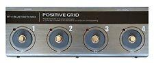 Positive Grid BT-4 Bluetooth MIDI Foot Controller PGBT4 iOS FREE EMS SHIPPING