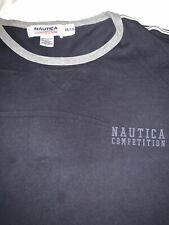 90s Vintage Nautica Competition Mens XXL Long Sleeve Shirt Retro