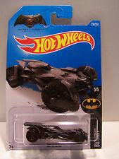 Hot Wheels 2015 Batman V Superman Dawn Of Justice Batmobile MOC 230/250