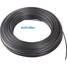 Fil électrique souple HO7-VK 4 - 6 - 10 et 16 mm²  - 2-5-10-15-20 m 5 Couleurs