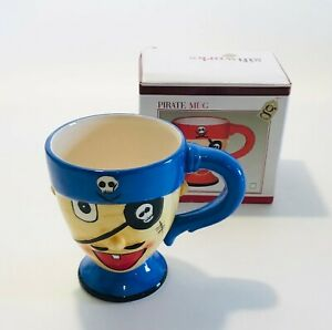 Giftworks Pirate Novelty Mug