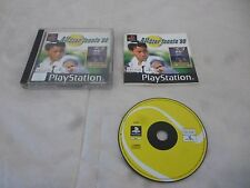 all star tennis 99 PS1 PS P S 1 psx