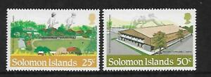 1984 Olympics Part set of 2  Complete MUH/MNH as issued