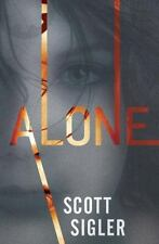 Alone (The Generations Trilogy) by Scott Sigler  (Hardcover) 1st Edition