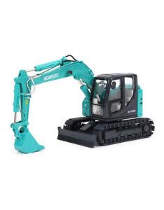 Kobelco SK75SR-7 Excavator - Green - Motorart 1:50 Scale Model #1168 New!