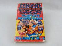 Mean Machines Sega Volume 2 M - Z Complete Review Guide Book