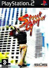 Street Golfer Ps2 Digital Bros 8023171007731