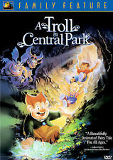 A TROLL IN CENTRAL PARK NEW DVD