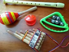 Child's Musical Instrument Bundle