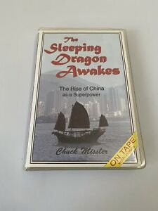 The Sleeping Dragon Awakes Rise of China Chuck Missler Audio Book Cassettes 1997