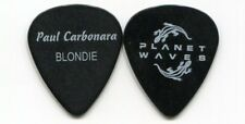 Blondie 2005 Tour Guitar Pick! Paul Carbonara custom concert stage Pick