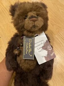 Charlie Bears Chocolate Pudding No. 263/500 By Isabelle Lee