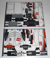 LEGO Technic 42096 Porsche 911 RSR - Race Car Le Mans AUFKLEBER STICKER Decals