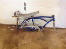 Schwinn Stingray Blue frame, Forks, Banana Seat, Chain Guard, Fender, Kickstand