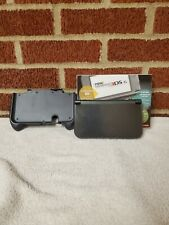 """New"" Nintendo 3ds Xl w/ games, original box, charger, stylus & 32gb sd card"