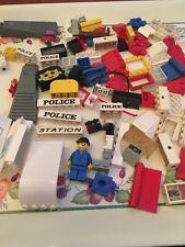 Joblot Bundle LEGO POLICE BRICKS  Roof Tiles Parrot Building Construct Play