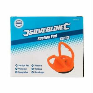 Silverline 282432 Suction Pad 35 kg 115MM moving awkward items pulling out dents