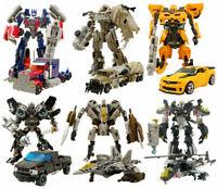 Transformers  Autobots Optimus Prime  IronHide Megatron Skyhammer Red Spider Act