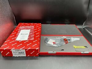 """Starrett 3732Xfl-3 Electronic Micrometer,2 To 3"""",0.00005 Res W/O Output New"""