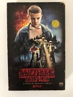 Stranger Things Season 1 Blu-ray DVD & Collector's VHS Package