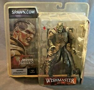 Spawn Djinn Wishmaster Series Five McFarlane Toys 2002 Figure