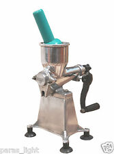Heavy Duty Manual Fruit Juicer Enjoy Fresh Juice At Your Home Aluminium Body