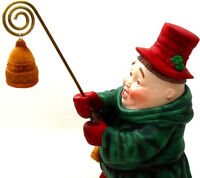 BREMEL THE BELL A RINGER #9387-4 DEPT 56  RETIRED MERRY MAKERS HARD TO FIND