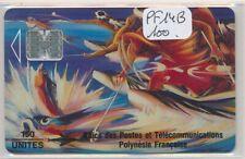 TELECARTE POLYNESIE PF14B SC7