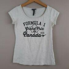 Formula 1 Licensed Grand Prix Du Canada 2016 Women's T-shirt Size Small