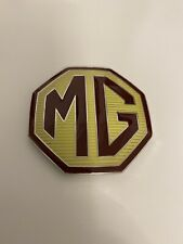 MG ZR And Rear, ZS ZT Front Grille Overlay Badge 59mm With Adhesive Backing