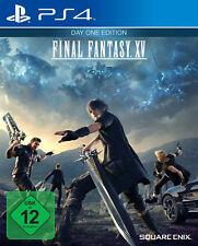 Final Fantasy XV / 15 - Day One Edition für Playstation 4 PS4 | DEUTSCHE VERSION