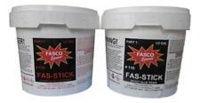 Fasco Epoxies 110 Epoxy Glue Gallon Kit (wood, aluminum, fiberglass)