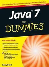 Java 7 für Dummies von Barry Burd (2012, Taschenbuch)