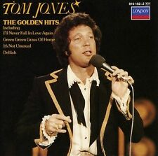 Golden Hits Jones, Tom Audio CD